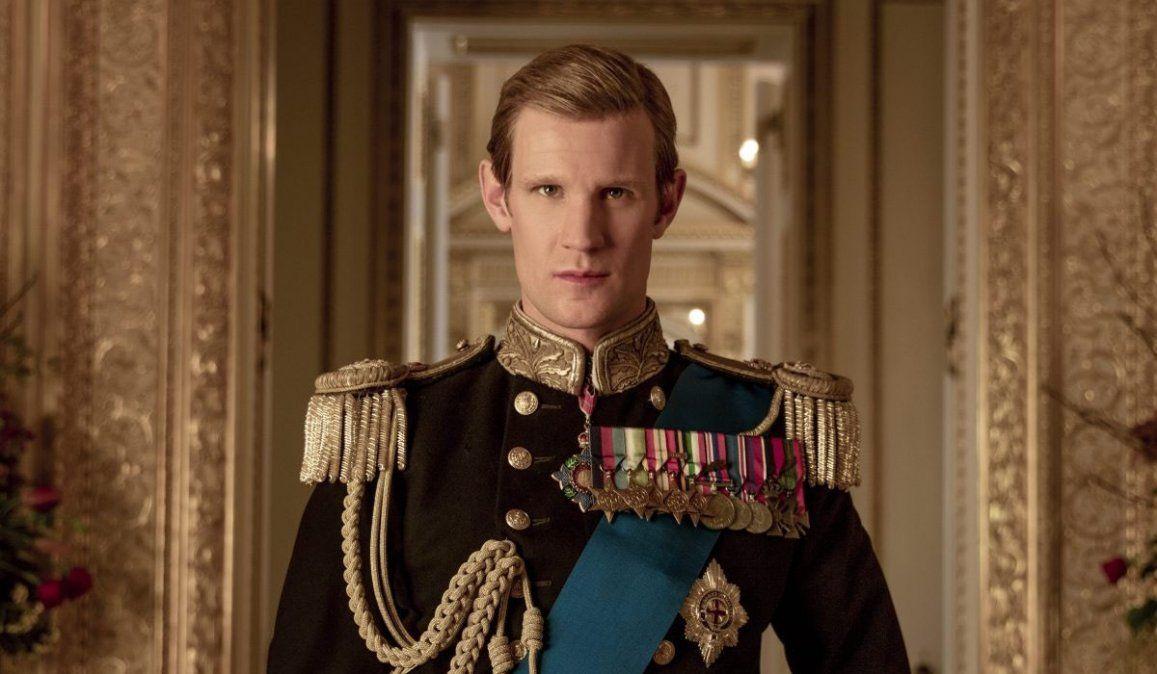 El príncipe Felipe en The Crown: historia de celos e infidelidades