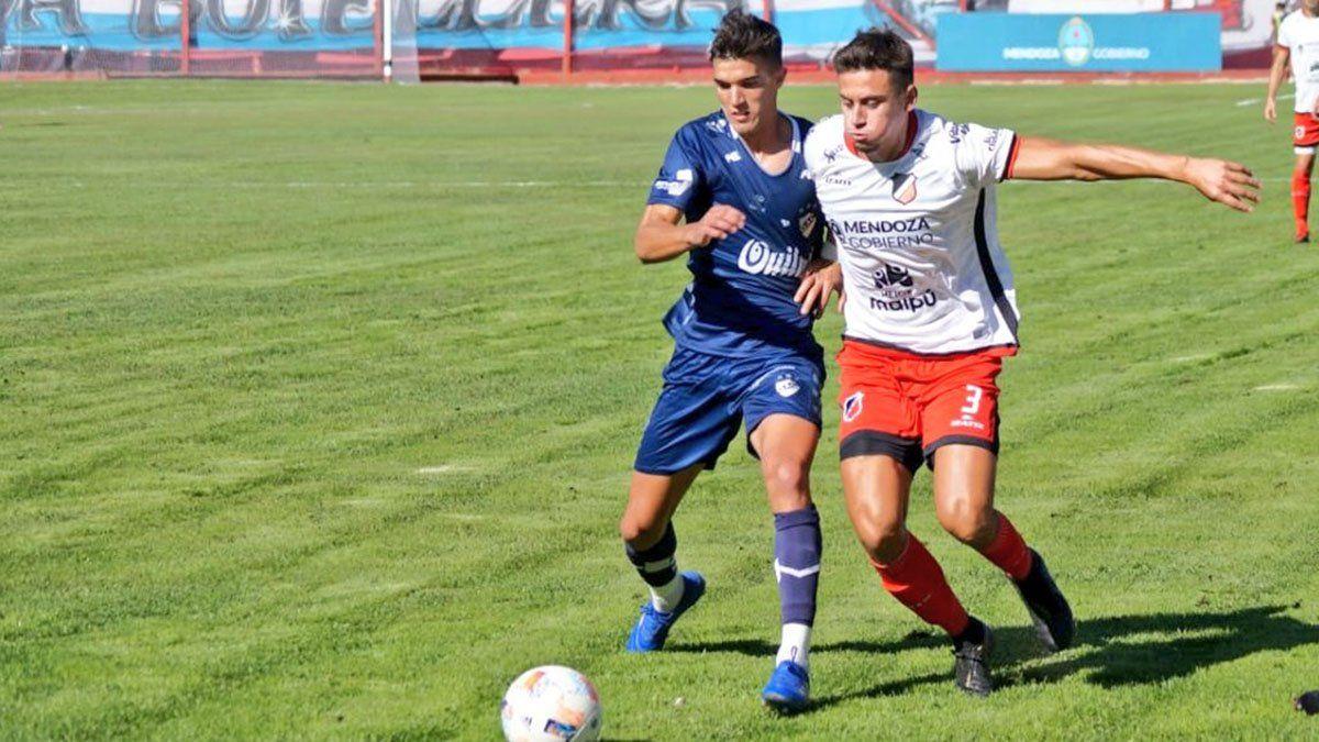 Juan Ignacio Alvacete es un defensor con marca y proyección.