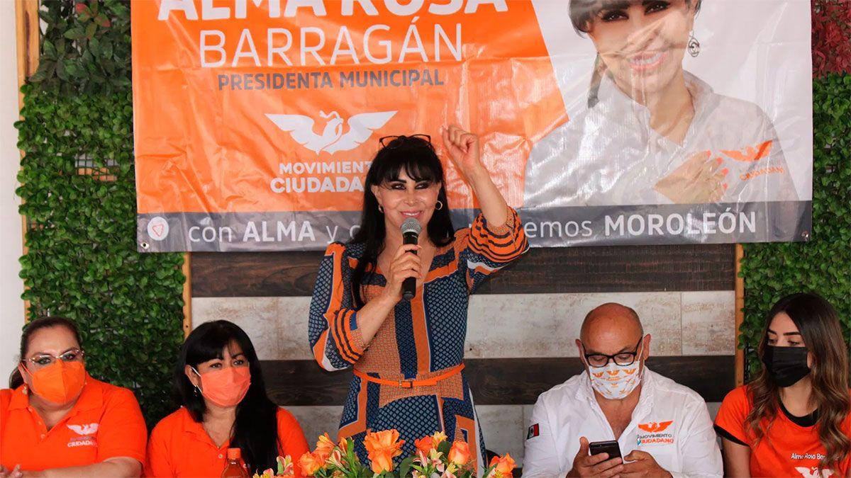 Mataron en pleno acto de campaña a una candidata opositora