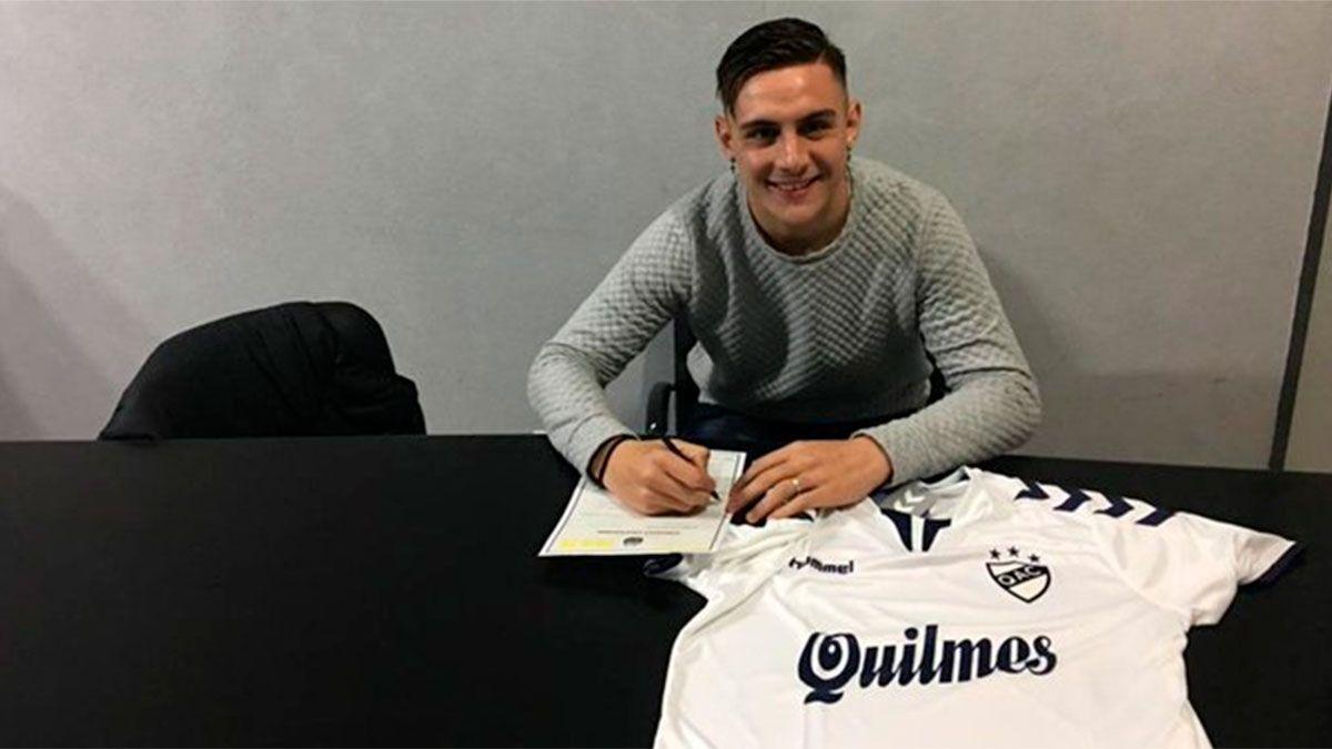José Luis Valdez se retira del fútbol a los 22 años