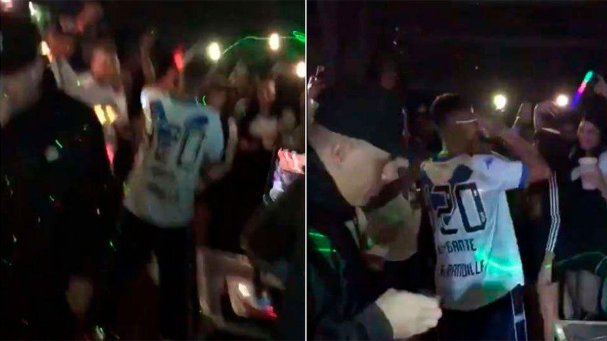 Vélez podría sufrir la clausura de su estadio por una fiesta