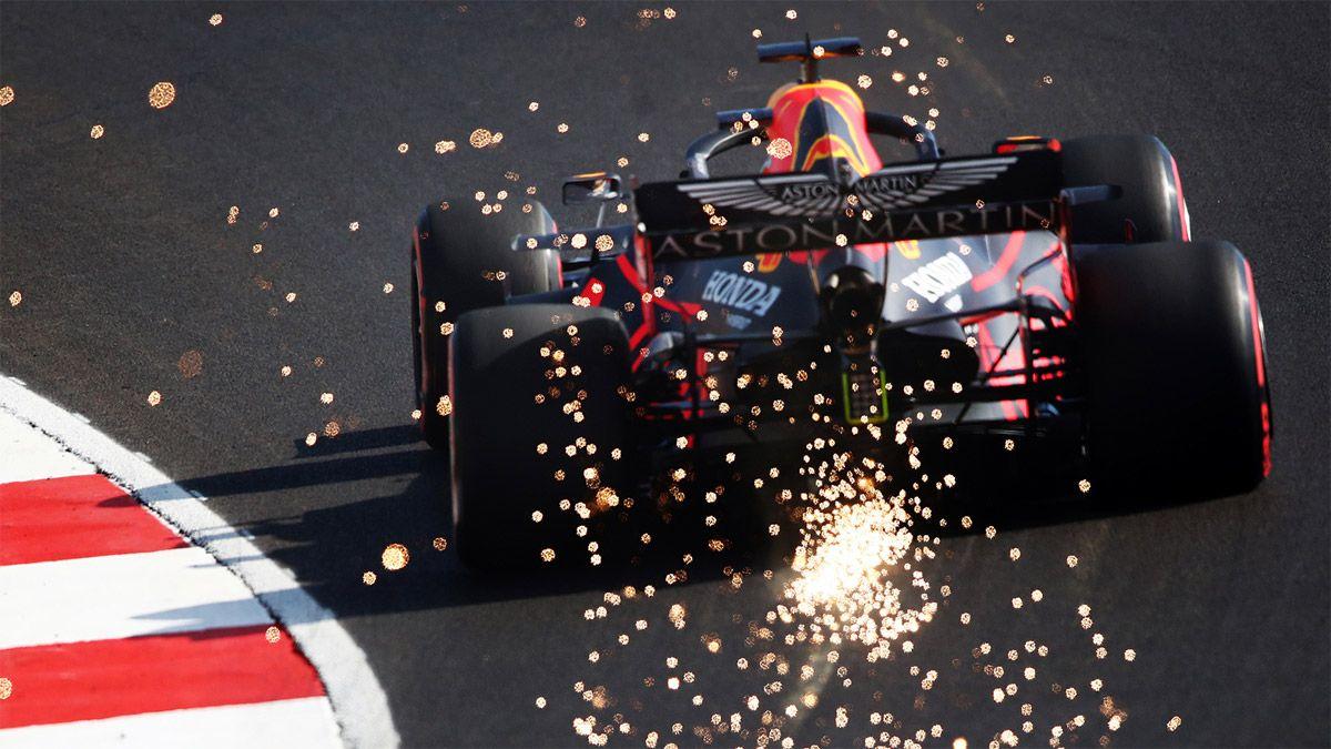 Verstappen fue la noticia en la previa del GP de Turquía