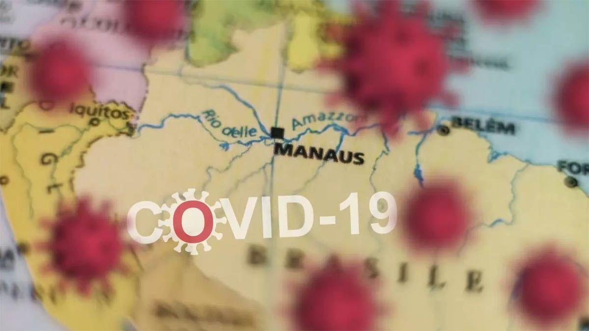 Coronavirus: la variante del amazonas llegó a Argentina