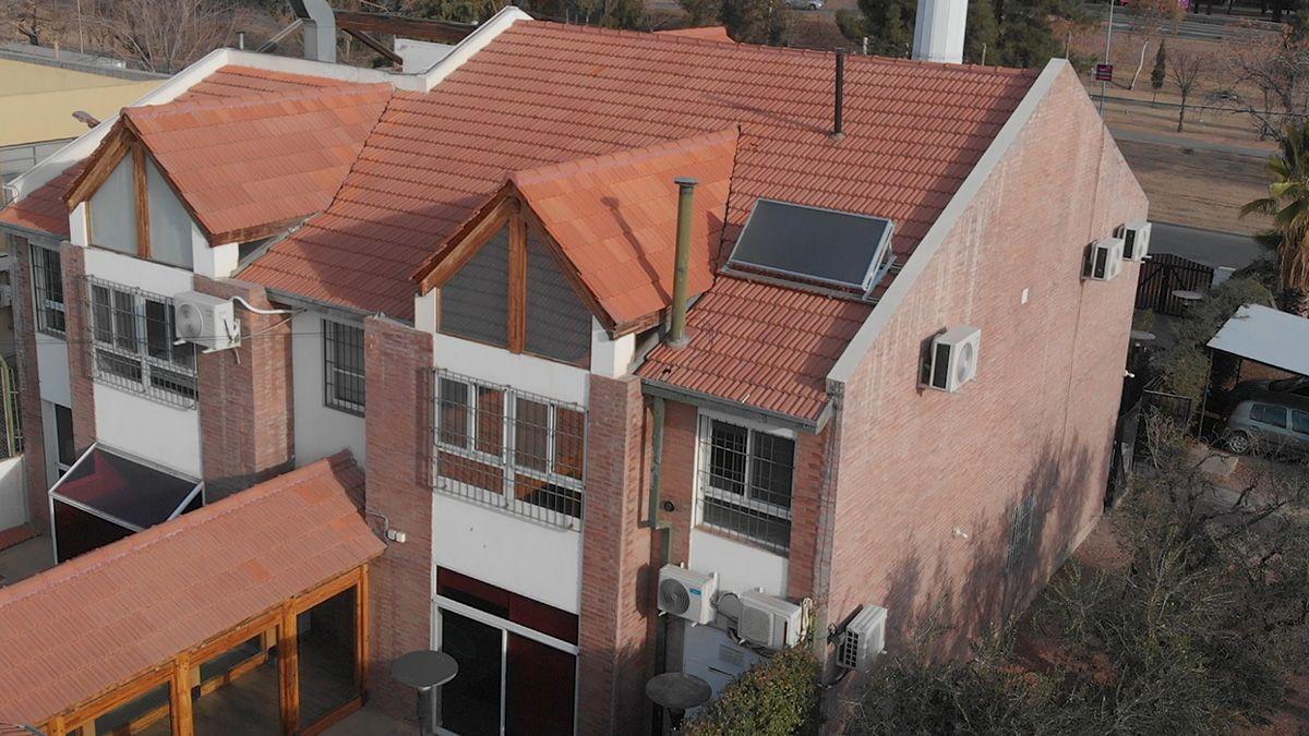 Energe y La Casa Ronald suman energía solar en las instalaciones de la sede Mendoza