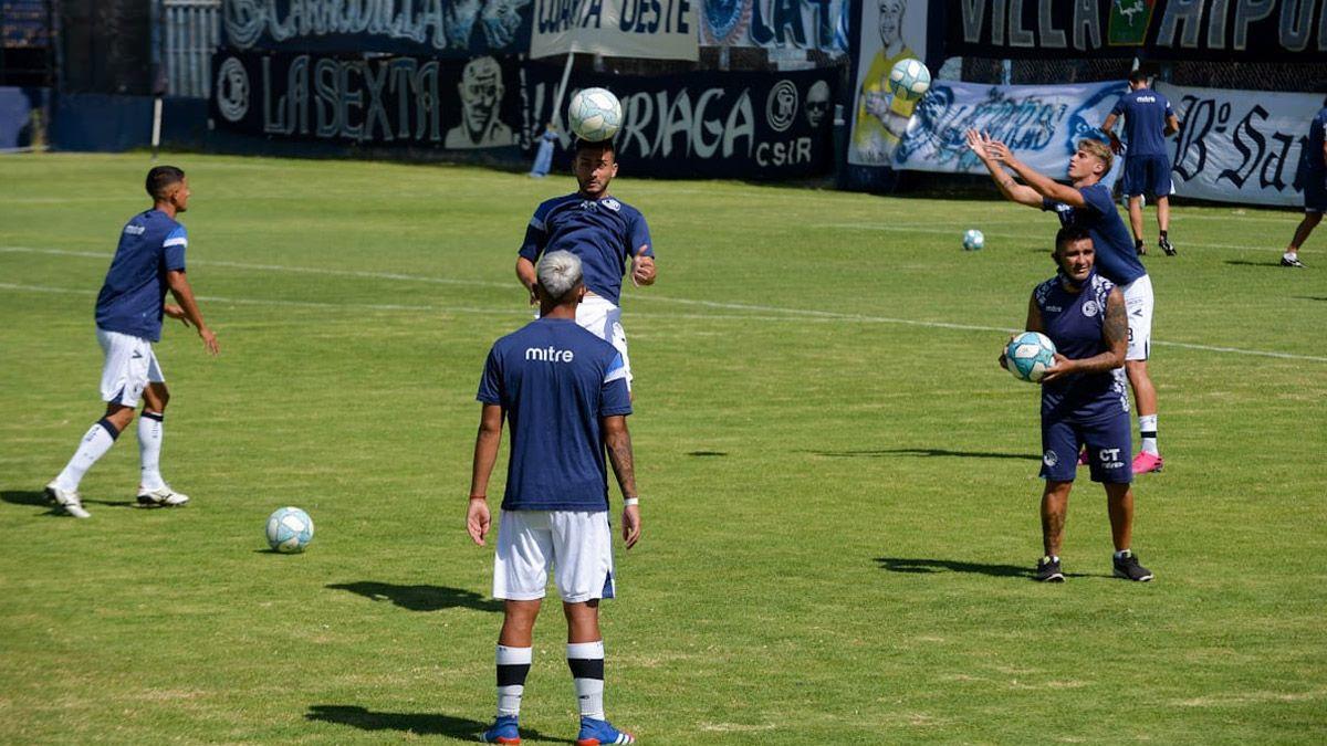 Independiente Rivadavia, con fecha de inicio de pretemporada