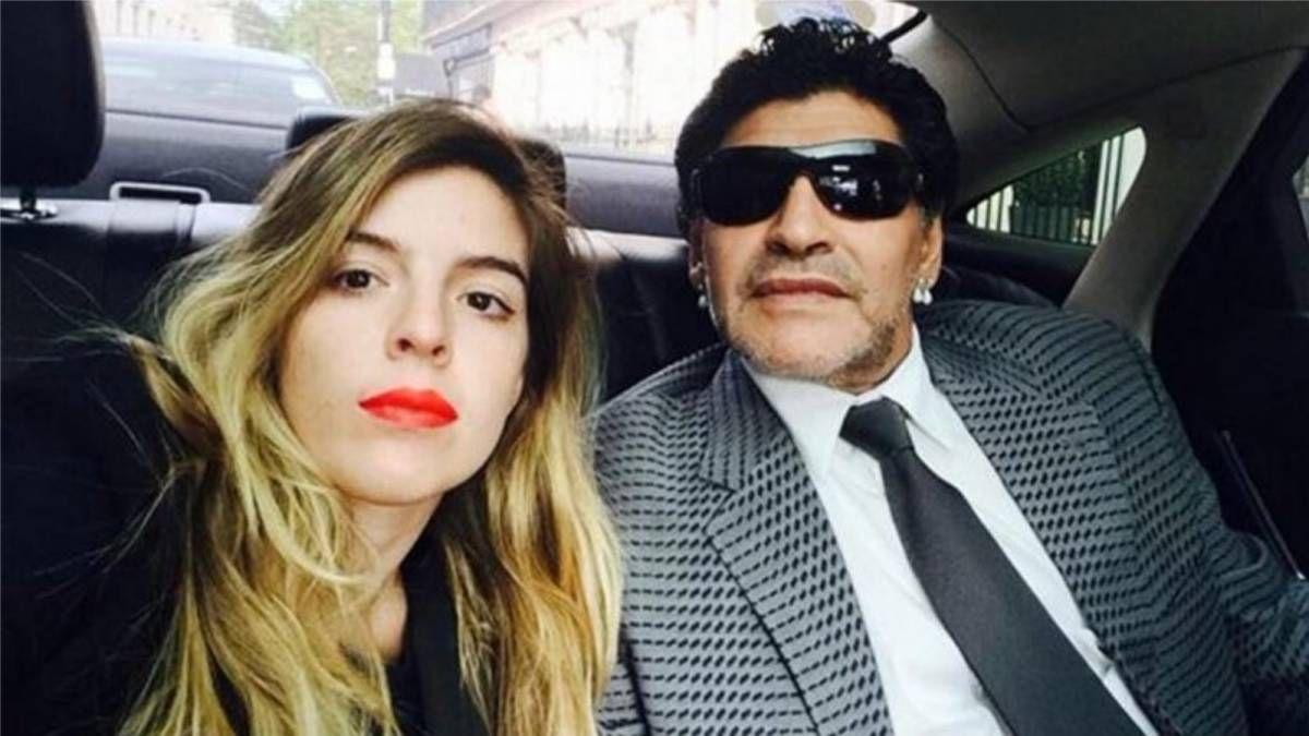 Filtran impactante audio de Maradona explicando por qué no asistió al casamiento de Dalma: No voy