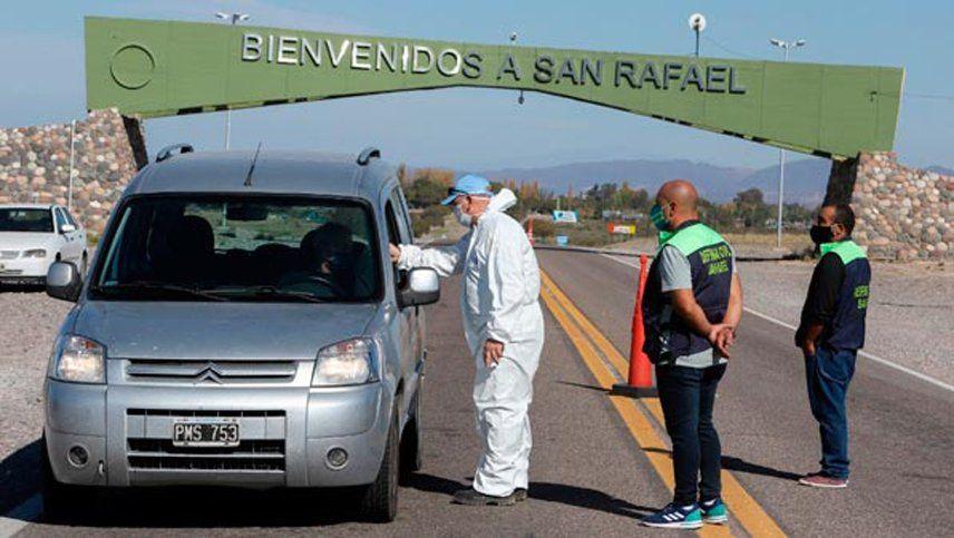 Atraparon a un fiscal federal manejando borracho en San Rafael