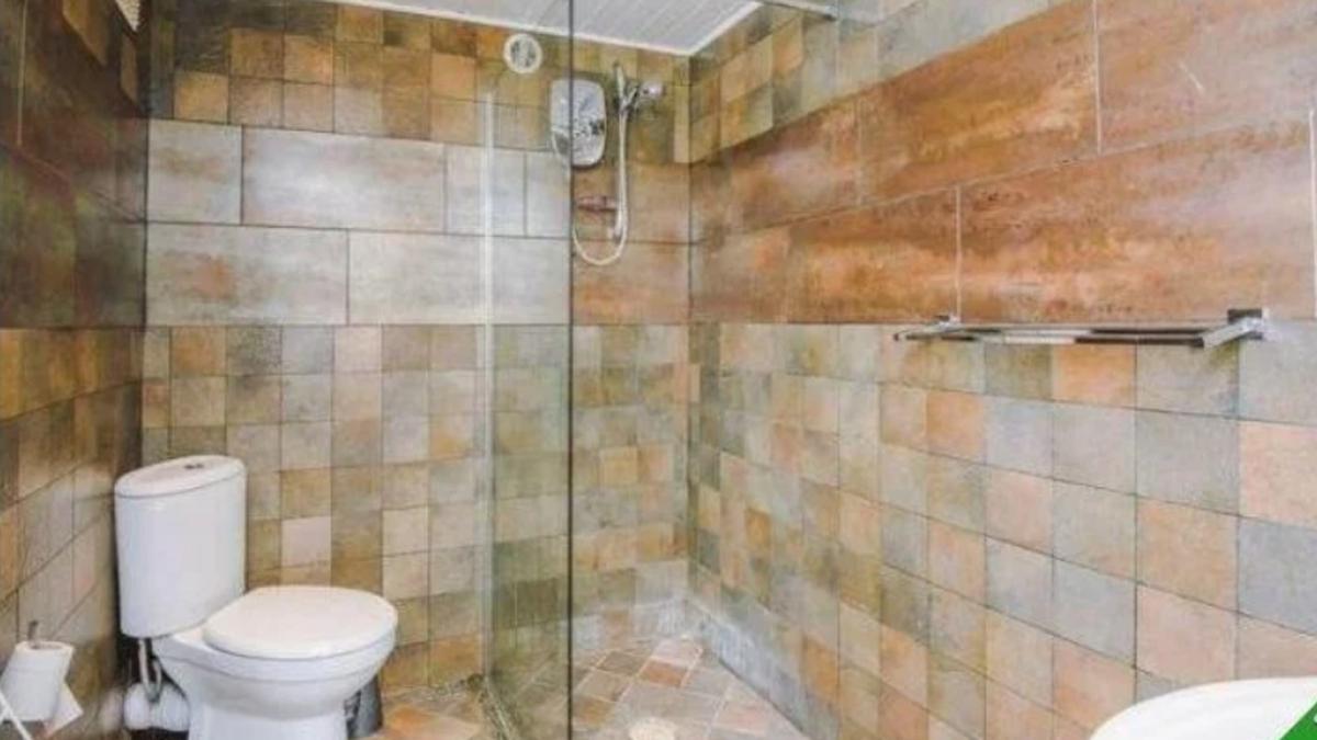 El baño fue completamente remodelado.