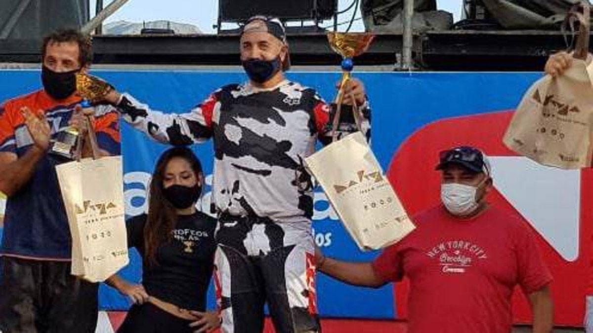 La apertura del Argentino de Enduro tuvo presencia mendocina