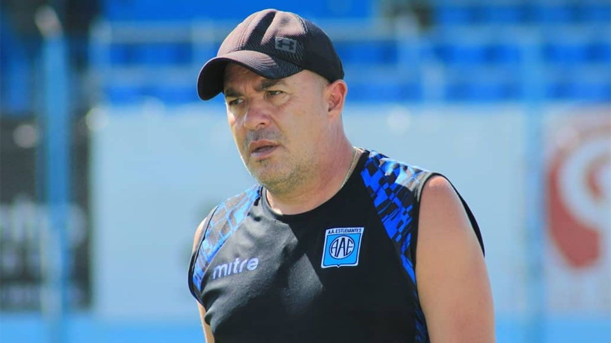 El técnico mendocino Marcelo Vázquez tiene coronavirus