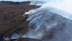 Los incendios forestales en el país son parte de la sequía, el cambio climático y la imprucendia de muchos turistas.
