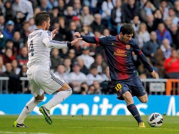 Real Madrid logró un nuevo triunfo en el clásico ante el Barcelona