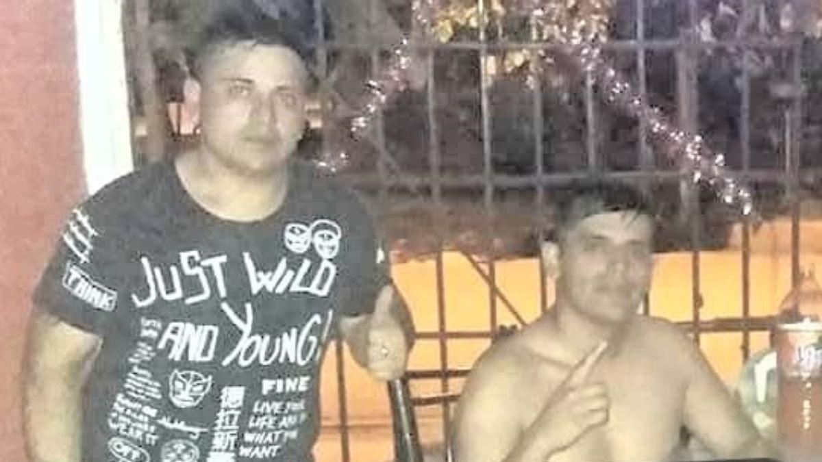Navarro y Caballero estuvieron detenidos por el crimen en Guaymallén.