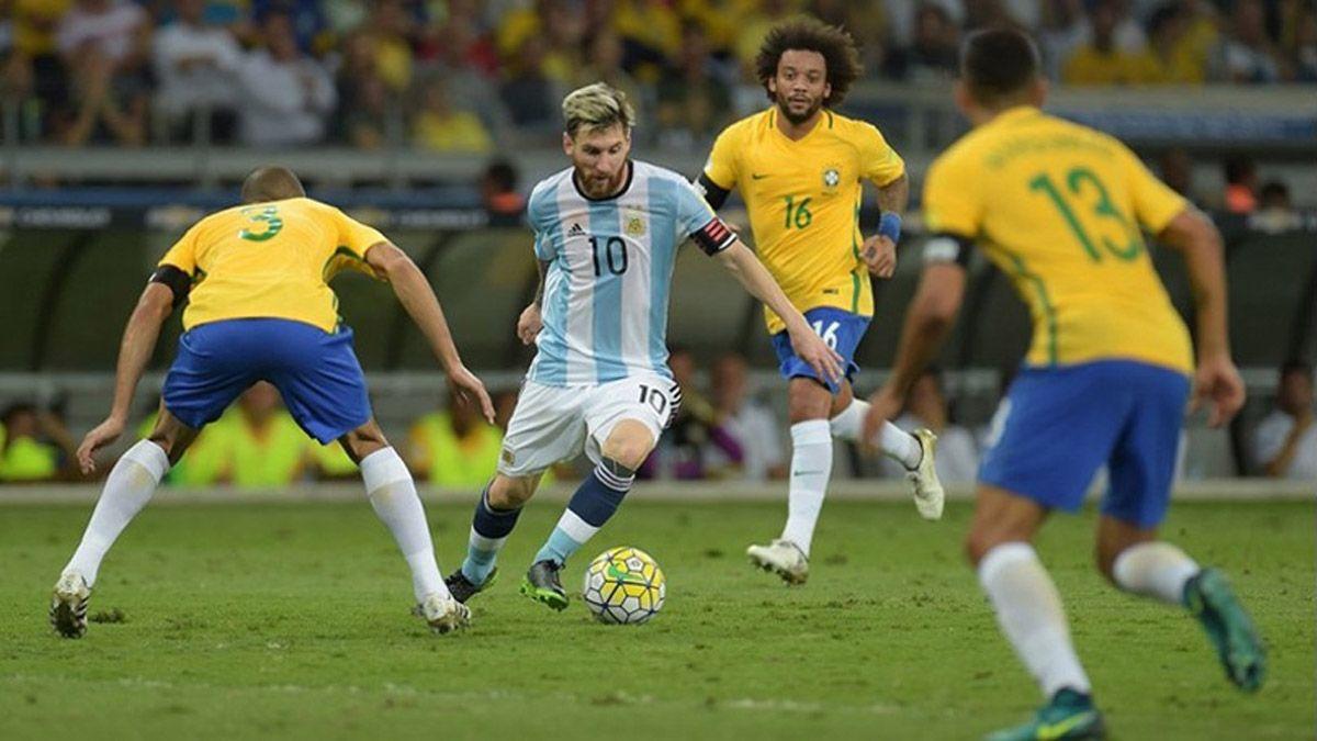 Las Eliminatorias Sudamericanas penden de un hilo