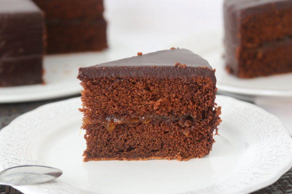 Torta Sacher: una receta exquisita y con historia