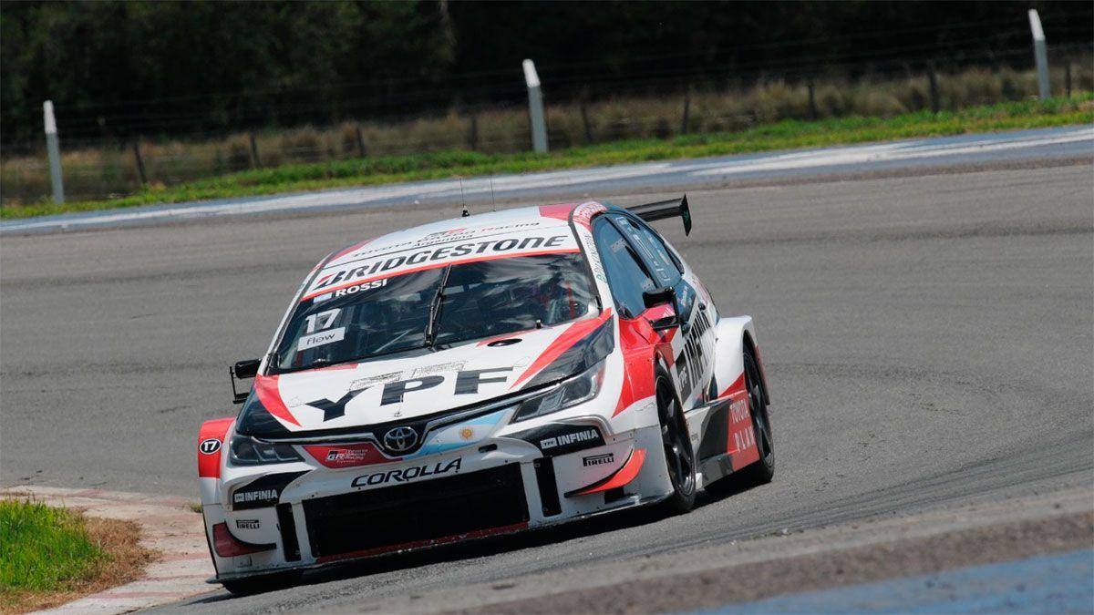 Matías Rossi ganó en Paraná y acaricia un nuevo título