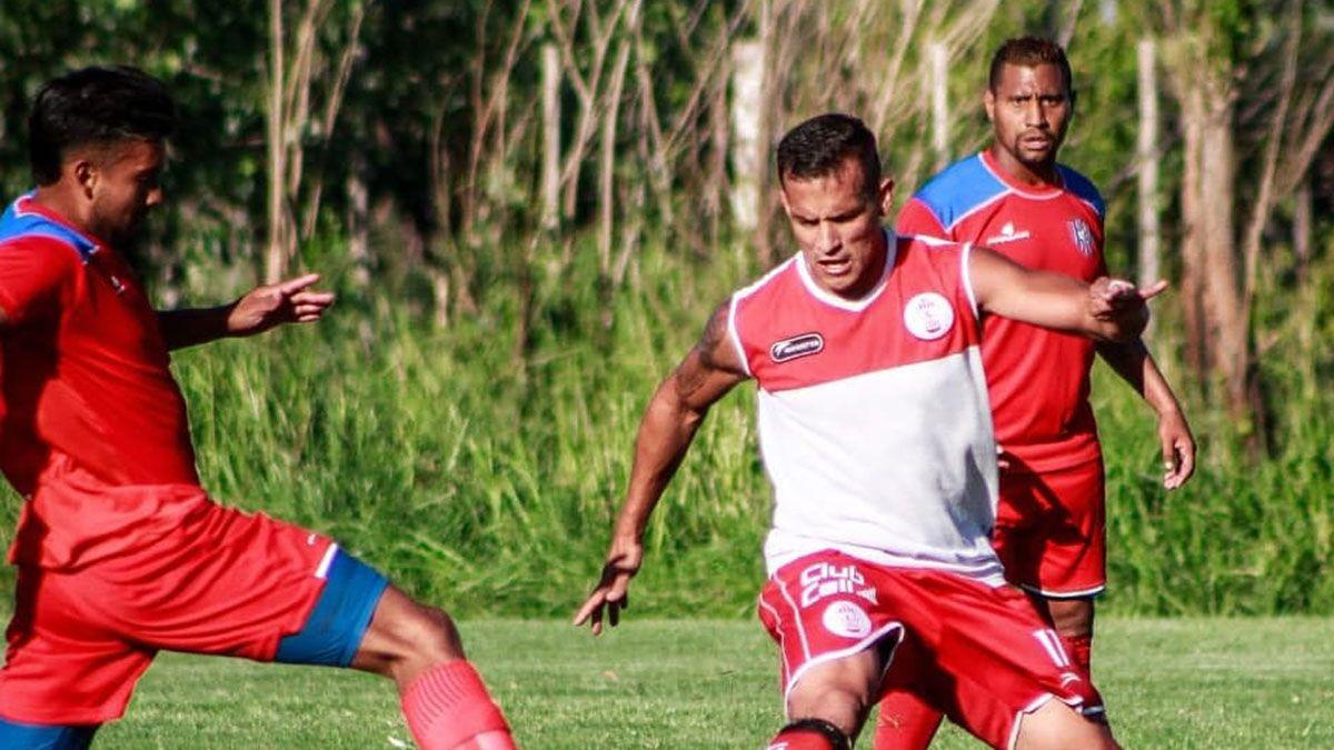 El jugador tiene confianza en las posibilidades del Globo en la lucha por el ascenso.