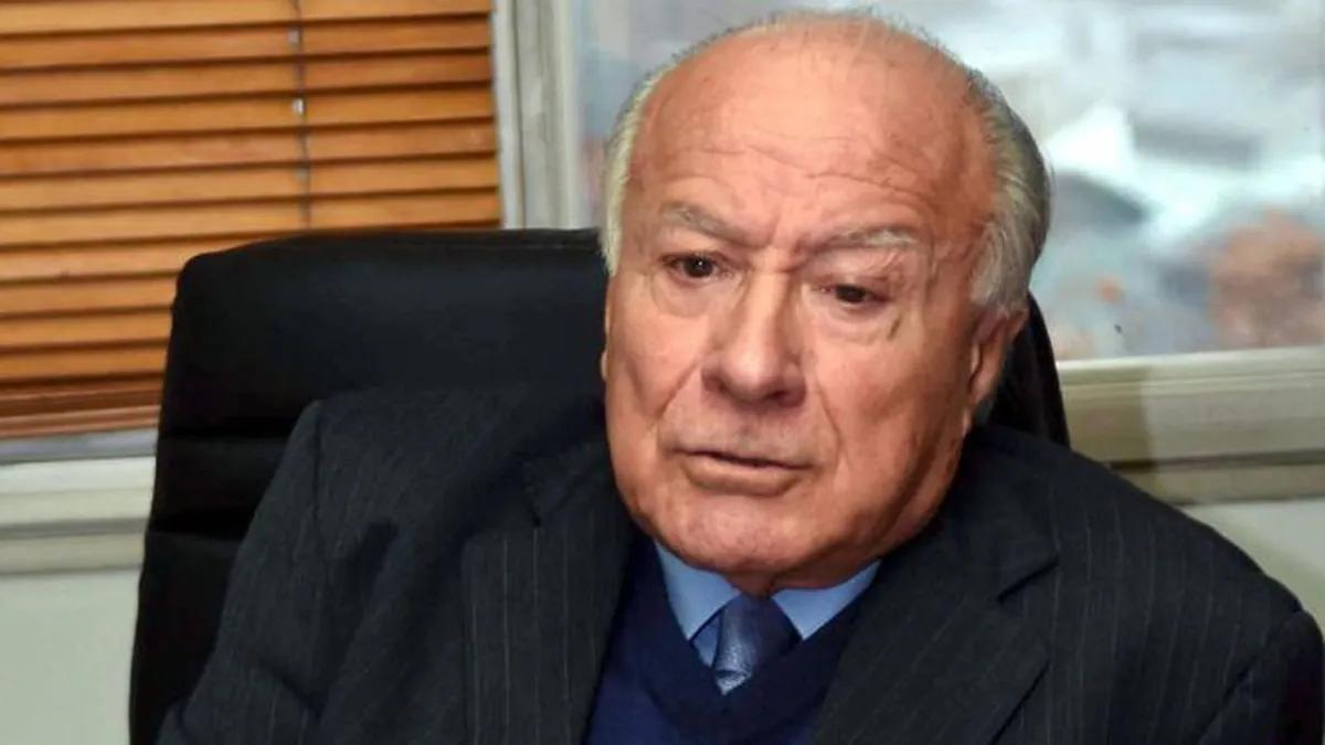 El juez laboralista Antonio Vicente Sánchez Rey.