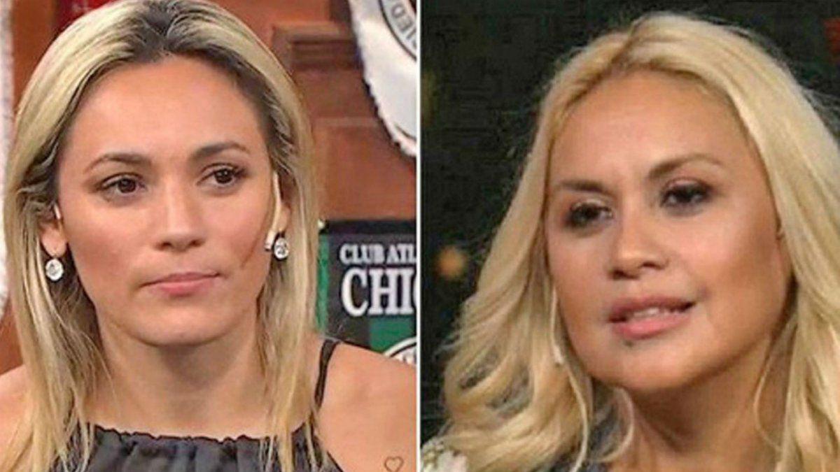 La reacción de Rocío Oliva despúes de los dichos de Ojeda.