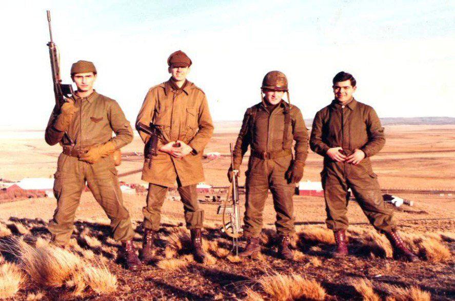 Los conscriptos que durante la guerra de Malvinas quedaron cumpliendo tareas en el continente no sido reconocidos.