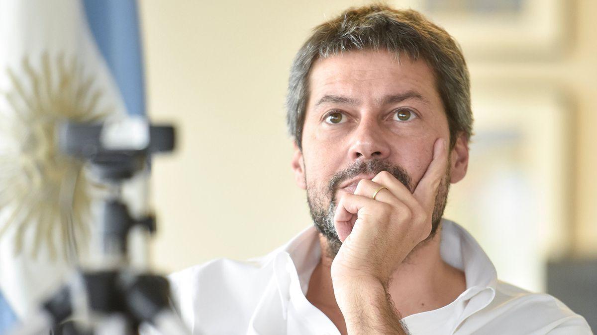 Matías Lammens aseguró que éste no era el momento para que se juegue la Copa América en la Argentina debido a la situación sanitaria por la pandemia.