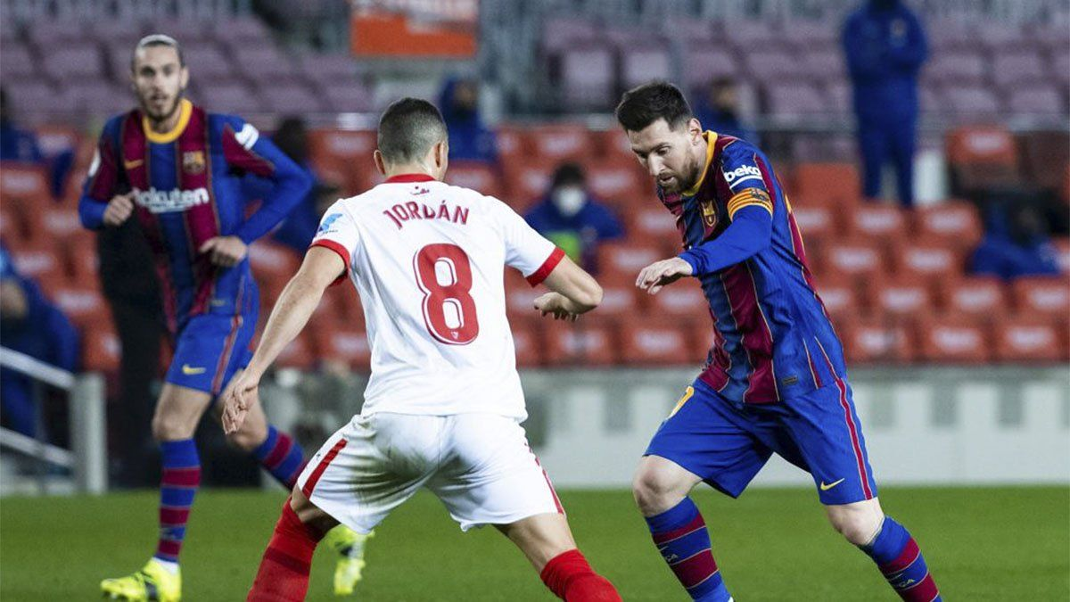 Dio vuelta la serie: Barcelona goleó a Sevilla y pasó a la final