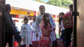 Vuelve la presencialidad total a las escuelas primarias