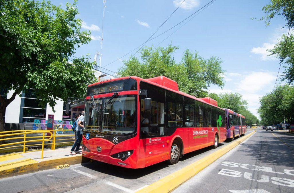 Mendoza respira: llegan fondos nacionales para transporte