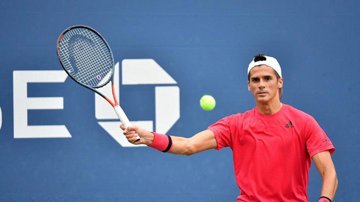 Federico Coria se despidió en segunda ronda del US Open