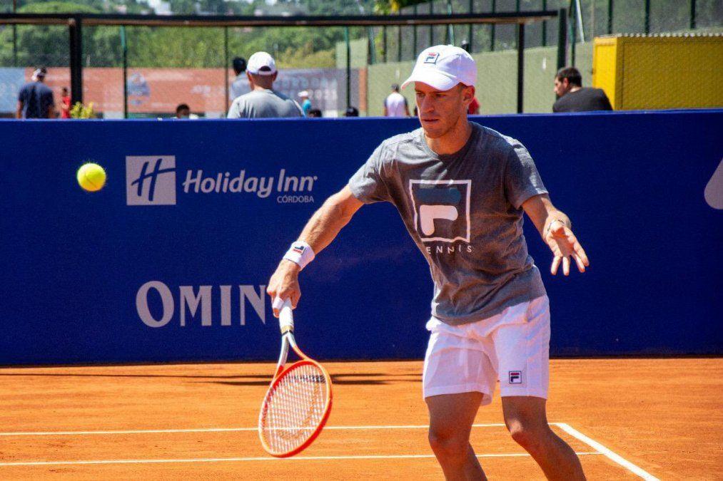 Diego Schwartzman debuta en el Córdoba Open