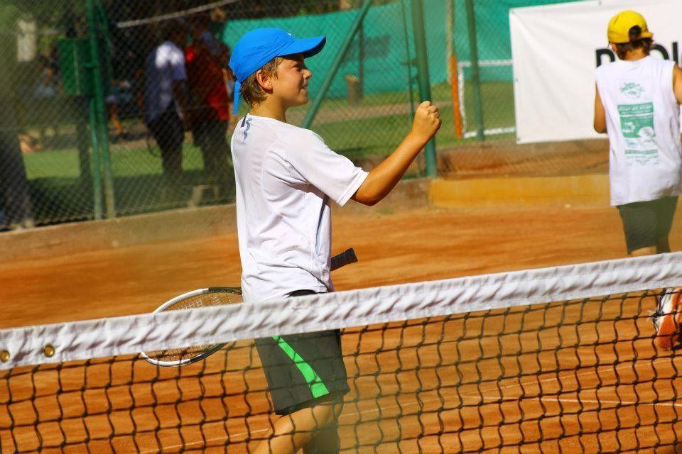 Julián Giménez ganó el torneo Crepuscular