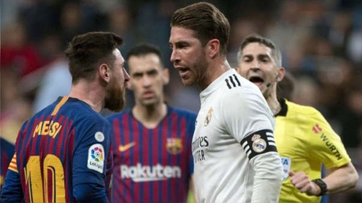 Barcelona vs. Real Madrid: día, hora y TV del partido