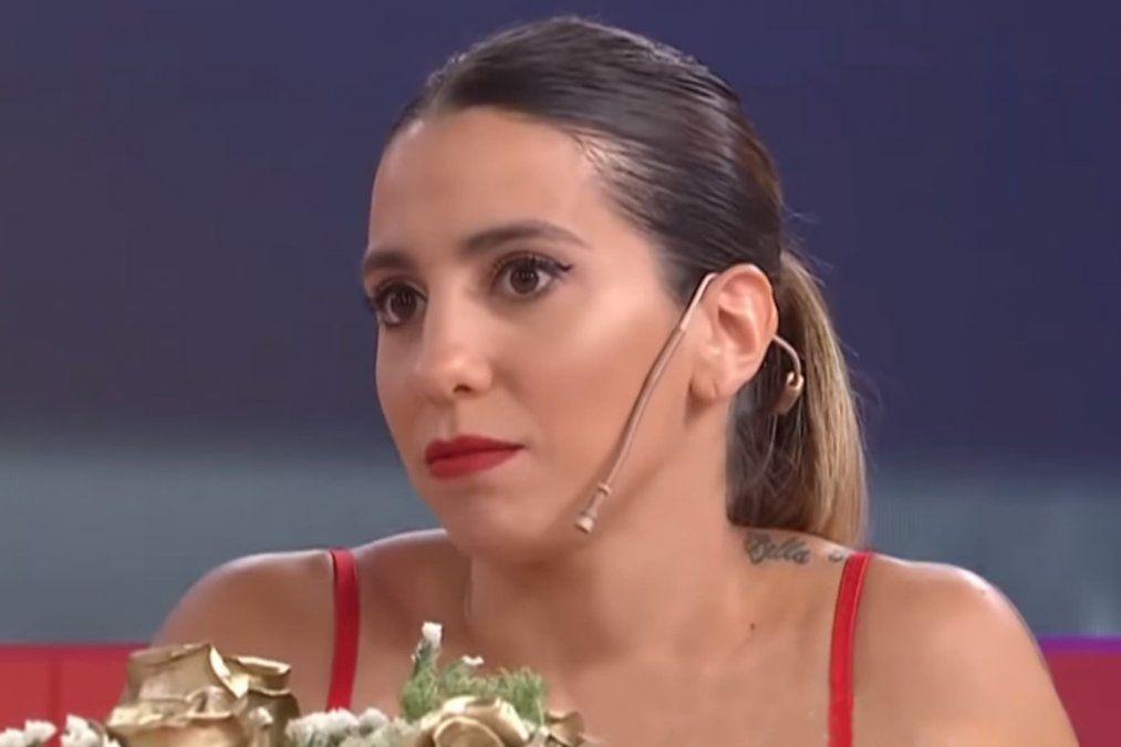 Cinthya Fernández habló de su lucha contra la vigorexia.