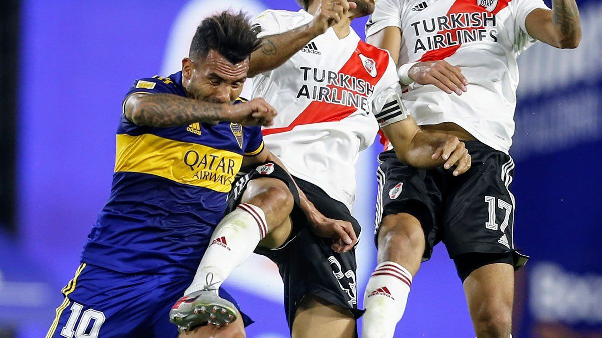 Tevez dijo que Boca puede hacer historia