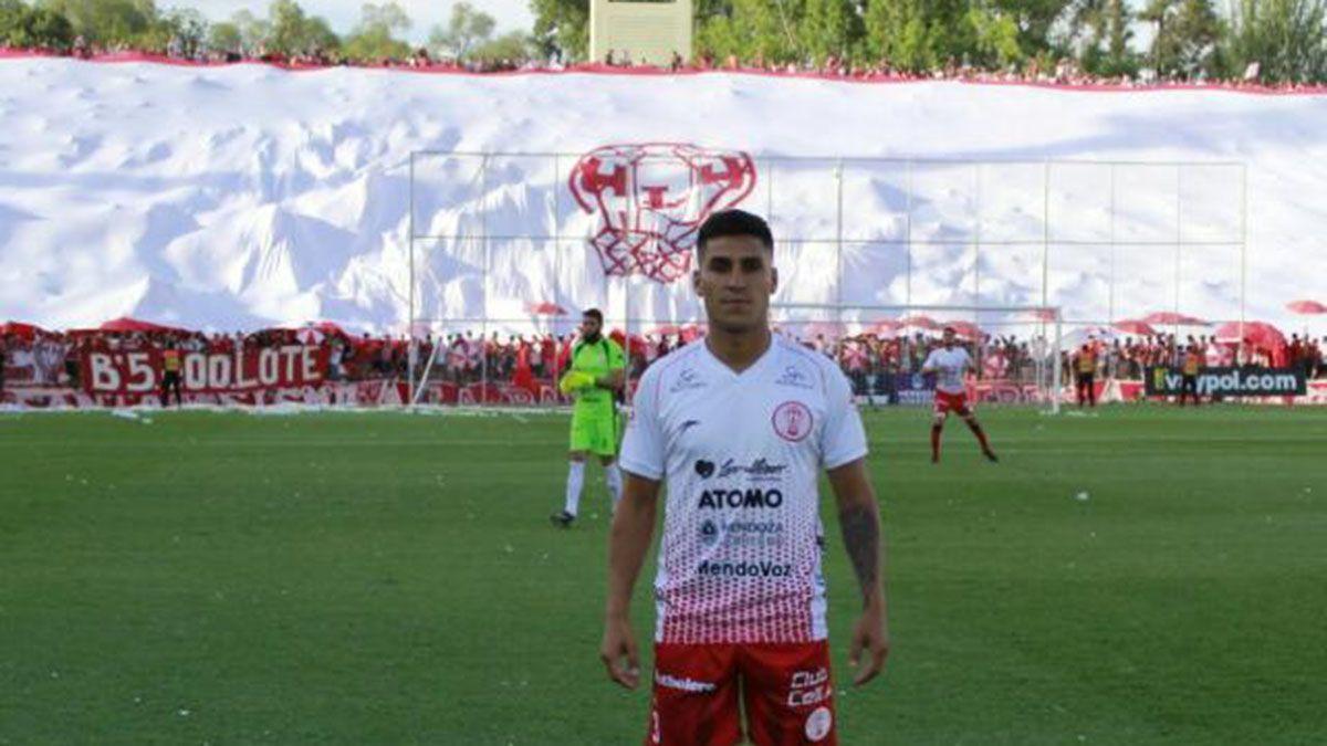 Nicolás Inostroza tiene un ofrecimiento para ir a jugar a Bolivia.