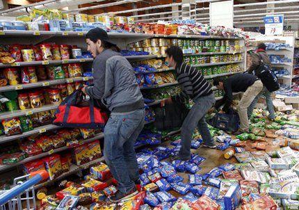 Las fotos más impactantes de la tragedia chilena