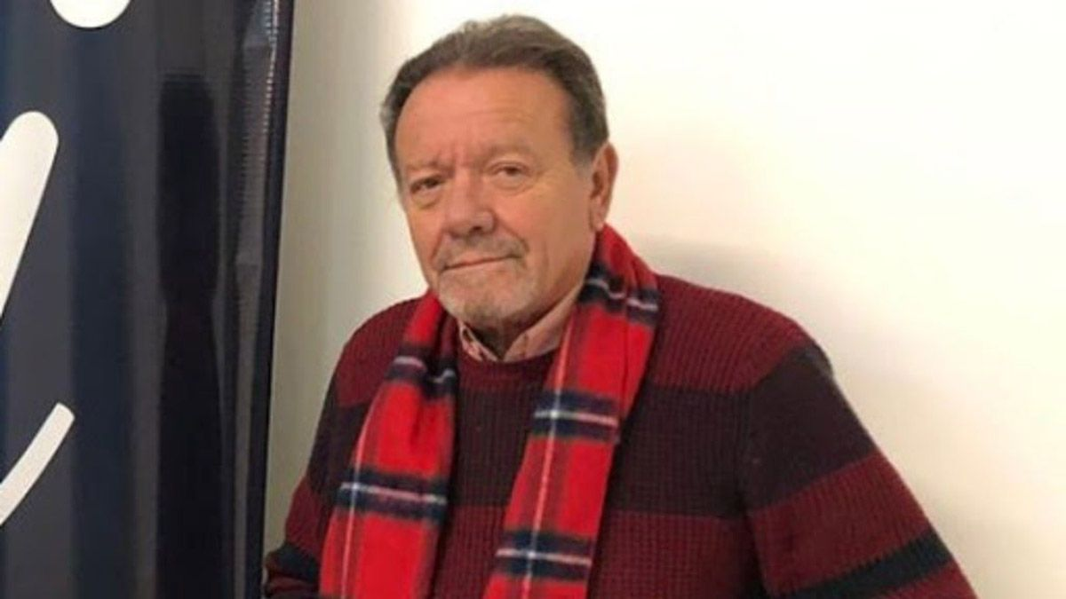 Eugenio Zanarini tenía 71 años. Figuraba en la lista del Vacunatorio VIP aunque en su caso se justificó por los antecedentes cardíacos y la edad.