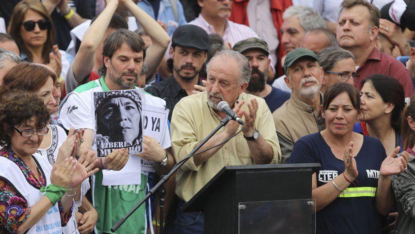 Hugo Yasky apoya al Gobierno en la idea de no aplicar la cláusula gatillo