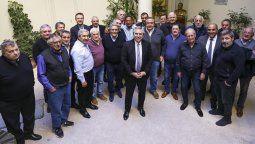 La mayoría de los gremios de la CGT le dio su respaldo a Alberto Fernández