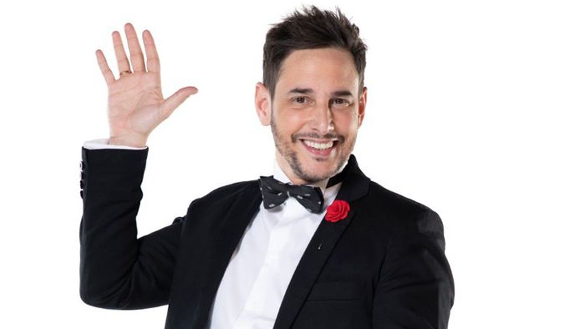 Rodrigo Lussich se suma a los sábados por Canal Siete