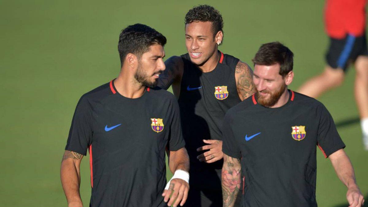 Neymar echó más leña al fuego y atacó al Barcelona