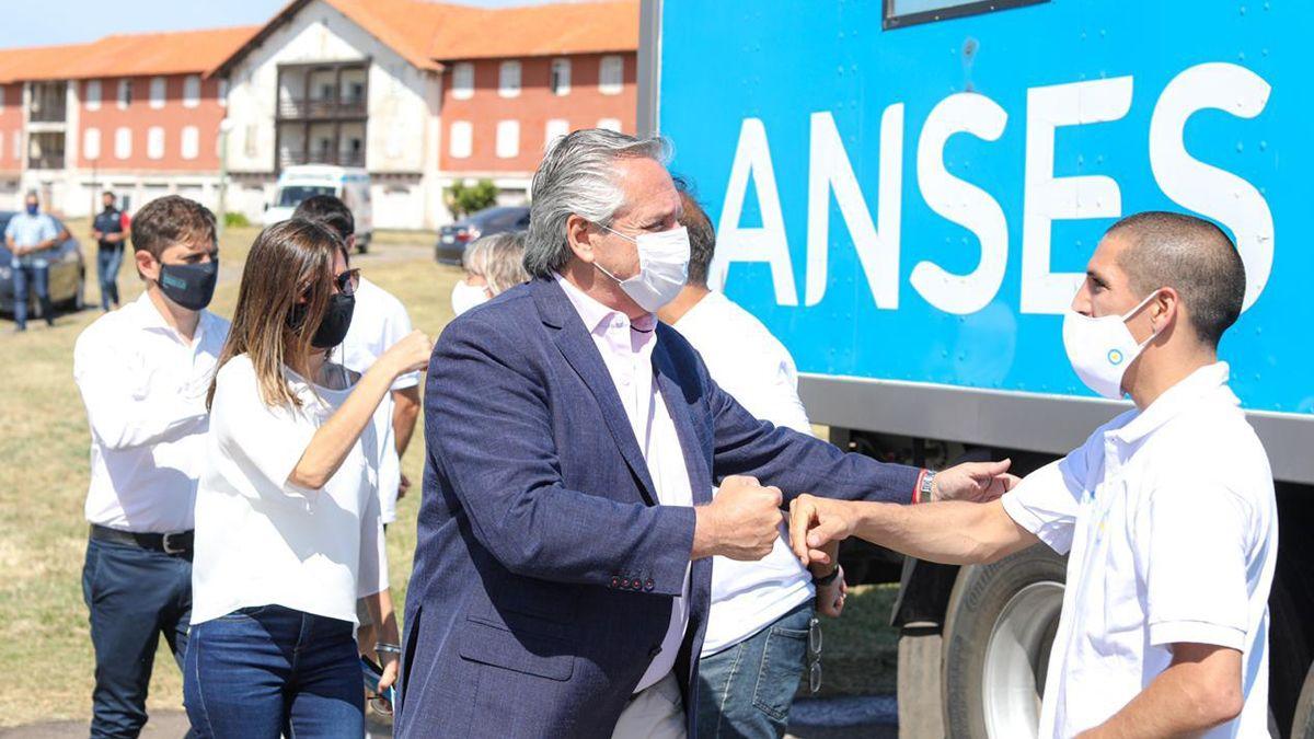 Alberto Fernández: El virus está circulando