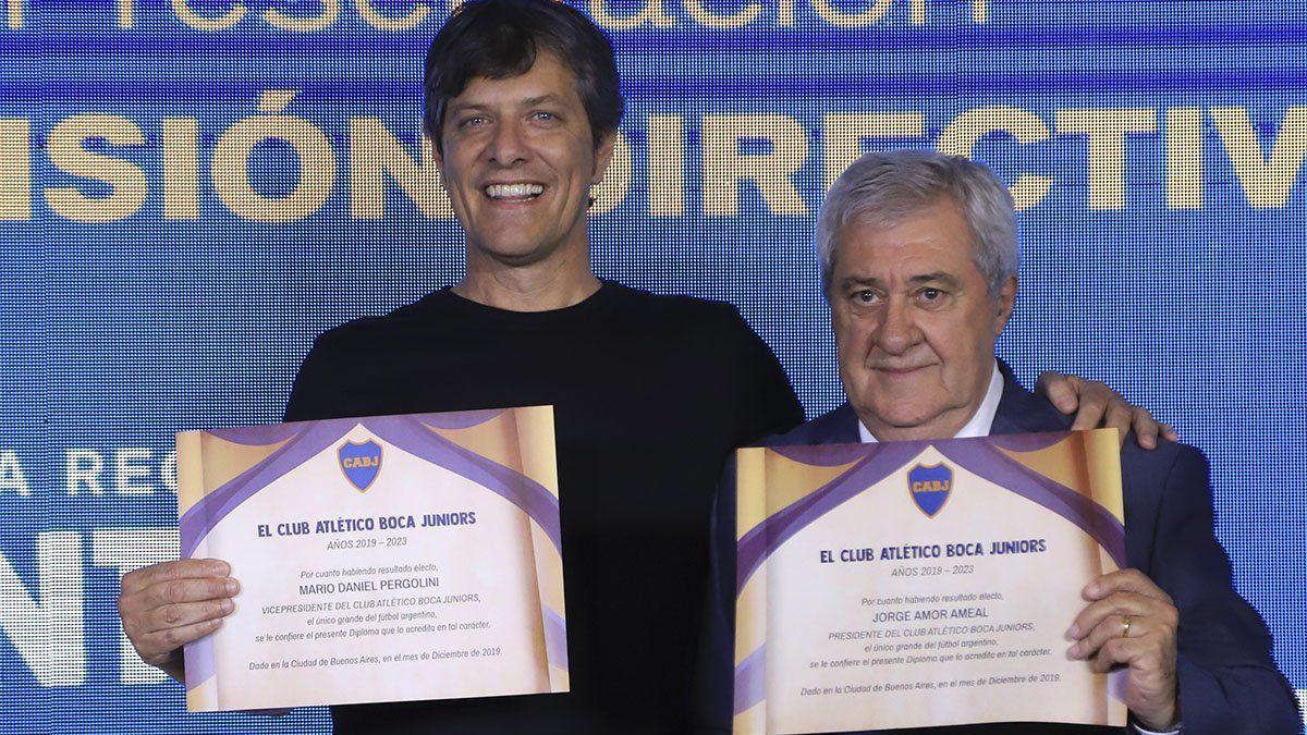 Pergolini dio las razones de su renuncia en Boca