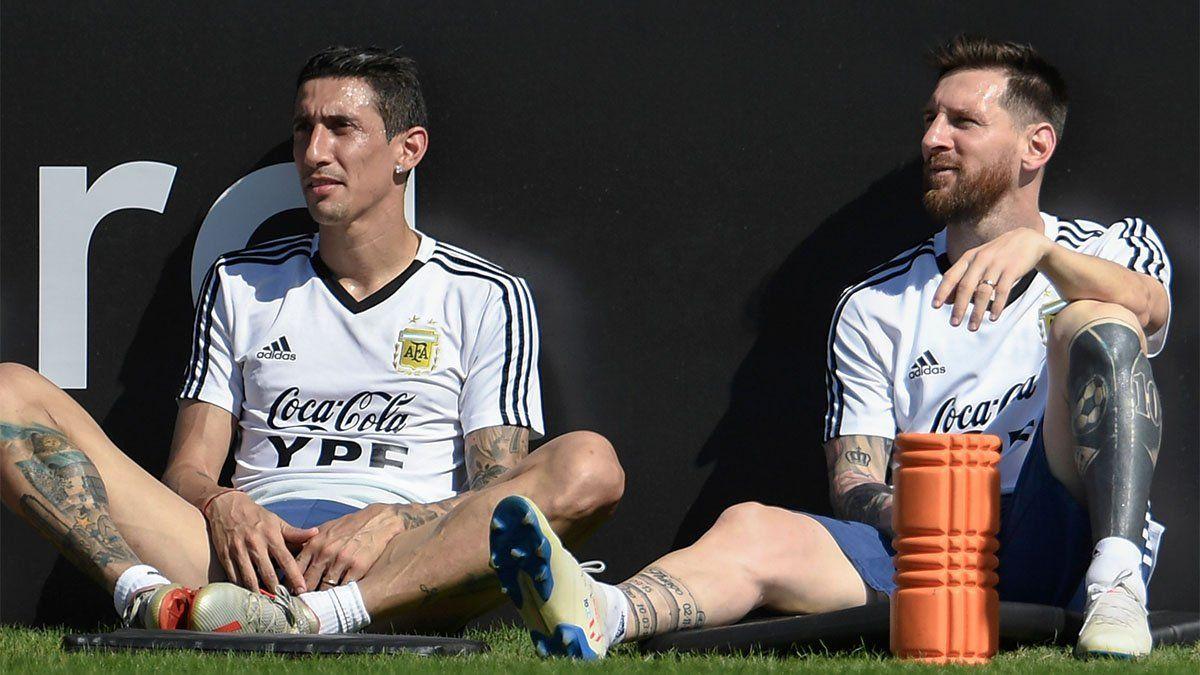 Bombazo: Di María y la posible llegada de Messi al PSG