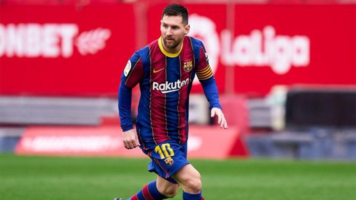 Barcelona le ganó al Sevilla: gol y asistencia de Messi