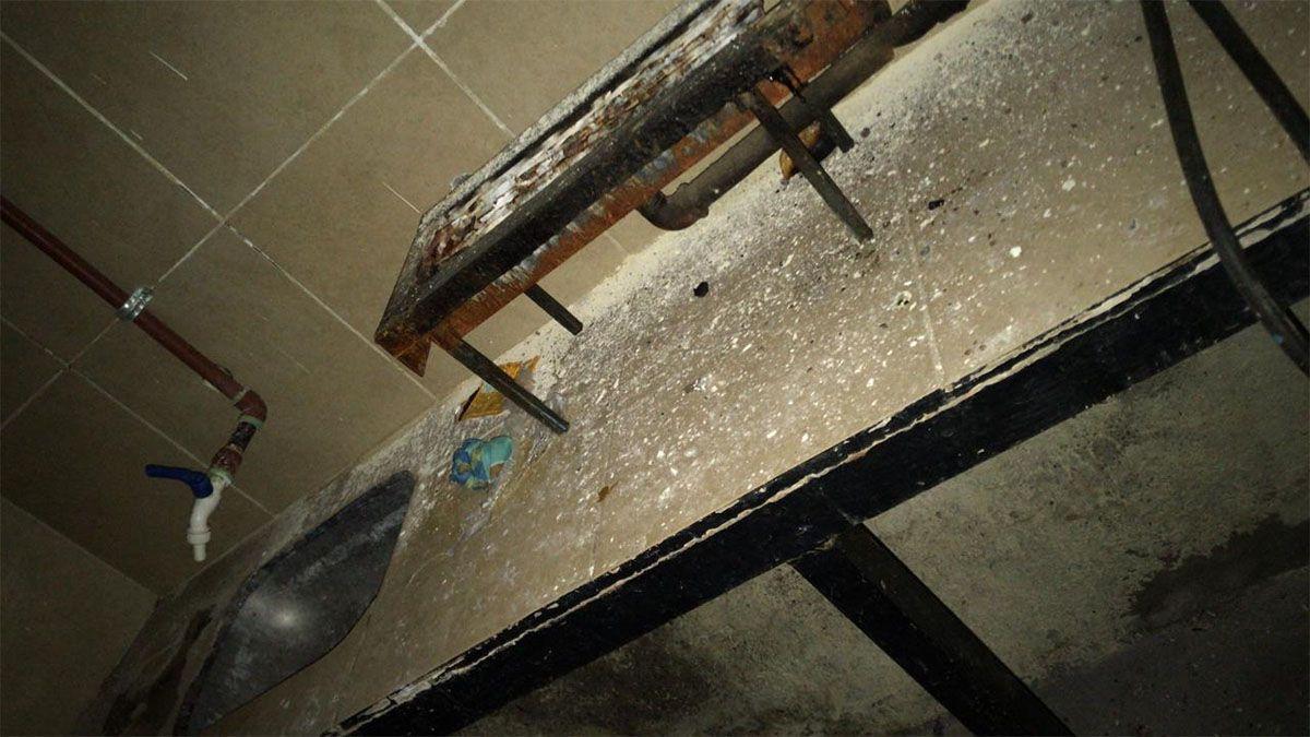 La Madriguera: así es la celda donde quedó detenido el imputado