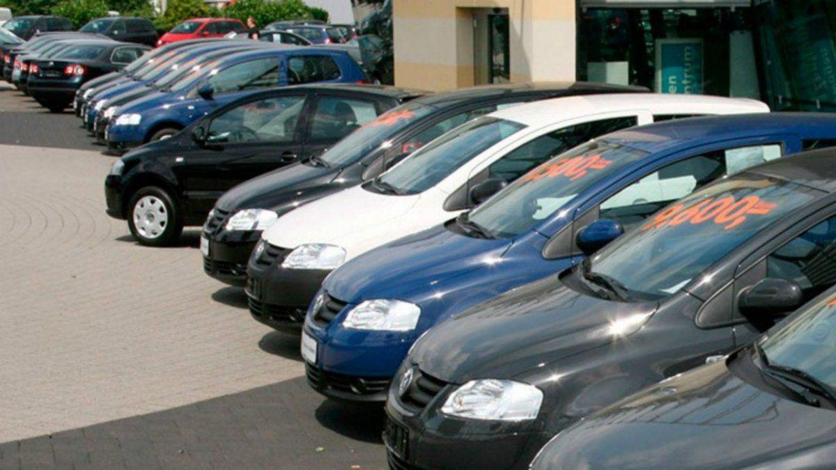 Estos son los 10 autos usados más vendidos en Argentina
