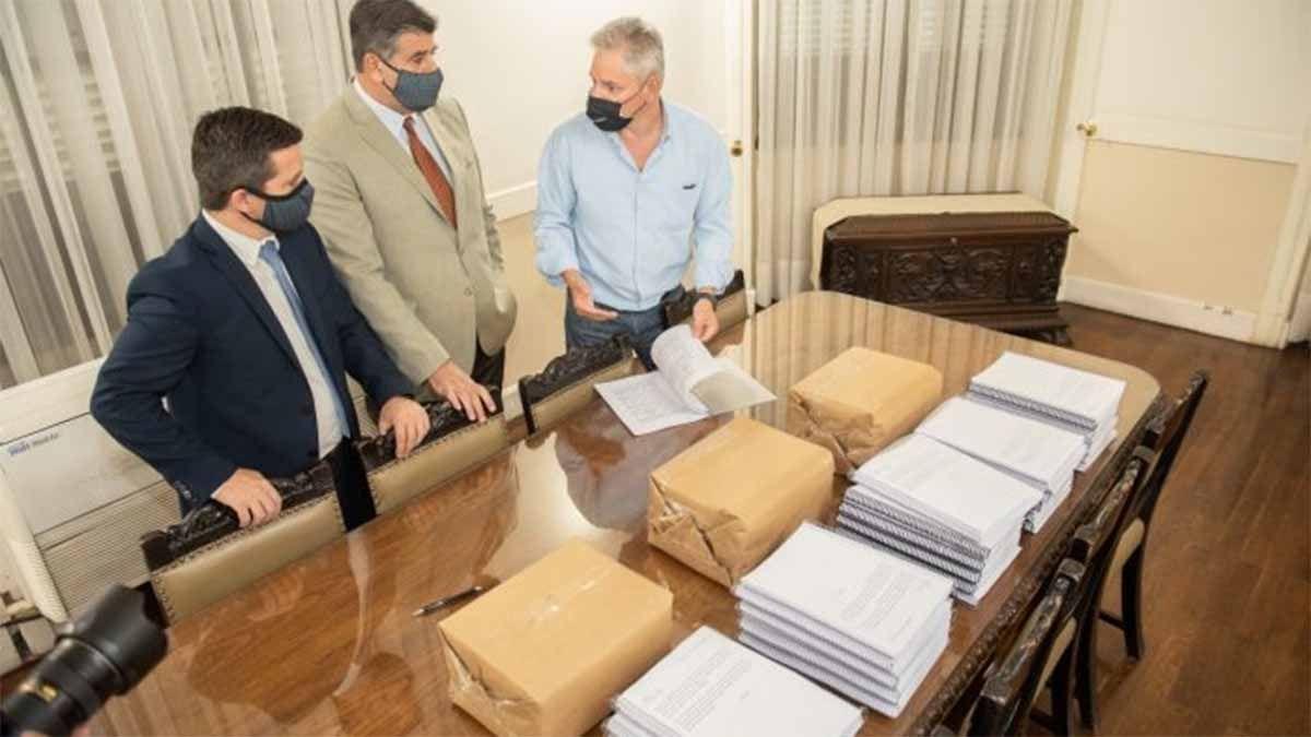 Los legisladores ya tienen el acuerdo con Vale por la mina Potasio Río Colorado para ratificarlo