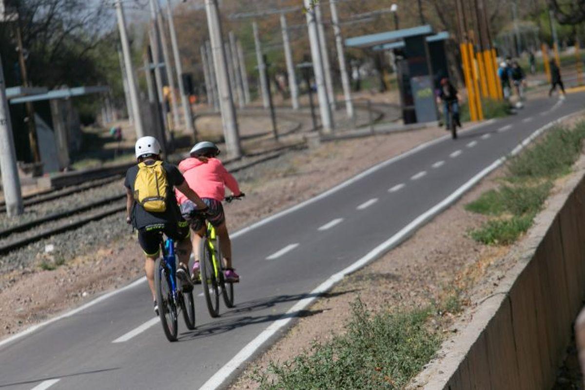 Más de 110 kilómetros tendrán a disposición quienes han elegido al medio de transporte sustentable como la bicicleta para movilizarse.