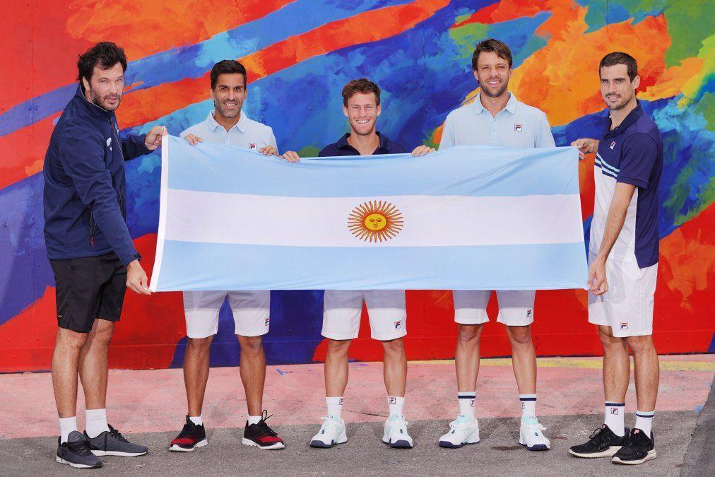 ATP Cup: Argentina debuta frente a Rusia